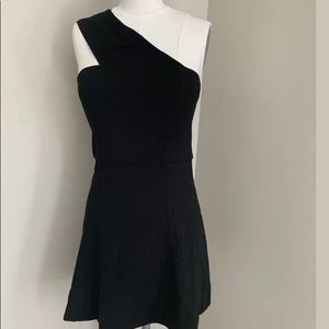 French Connection Black  Prom Evenings Dress